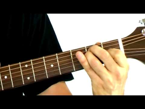 Beginning Guitar Chords 101 - Lesson #4 - A and E