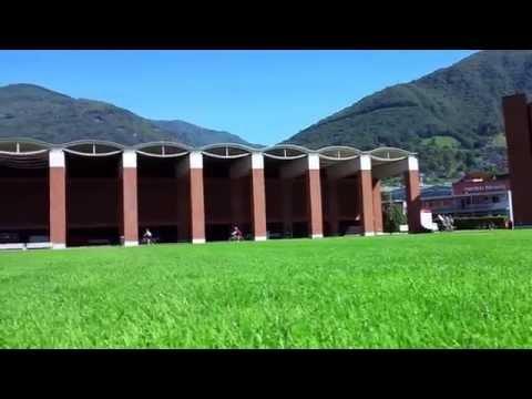 Centro Sportivo di Tenero  presentazione