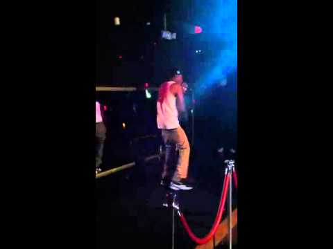 NewJac Clemmie live at Empire Night Club on 4/20
