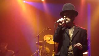Love is bigger than war by Boy George (live) at Koko London 10/11/2013
