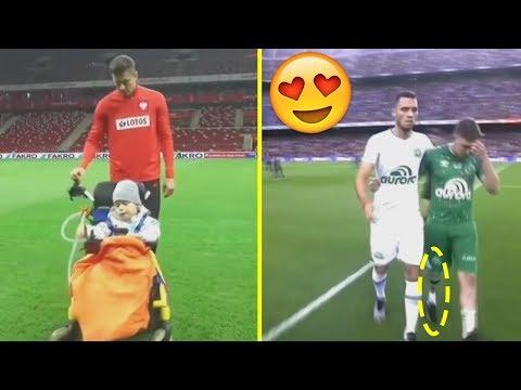 Los Momentos más Hermosos del Fútbol 2018 ● Football Respect