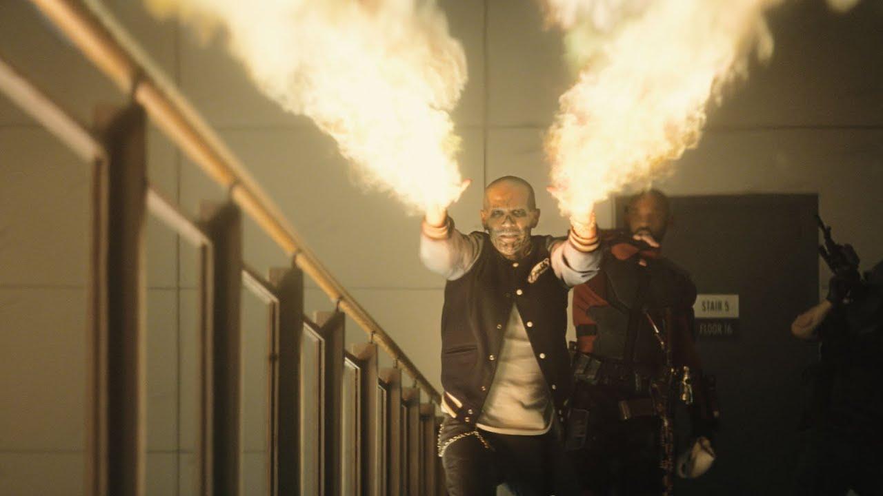 Trailer för Suicide Squad
