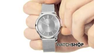 Calvin Klein Mens Minimal Watch (K3M21124)