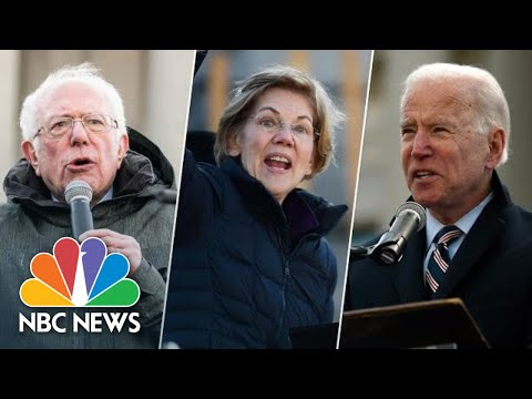 2020 Democratic Hopefuls Honor Dr. Martin Luther King Jr. | NBC News