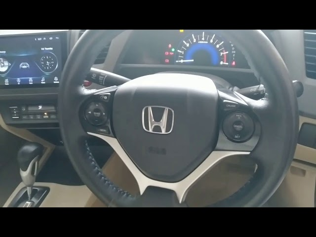Honda Civic VTi Oriel Prosmatec 1.8 i-VTEC 2015 for Sale in Lahore