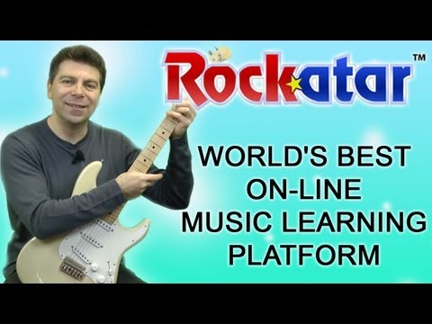 Guitar lessons for beginners - Kids music lessons - Kids guitar lessons - Learn guitar