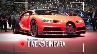 Bugatti Chiron Sport   Salone di Ginevra 2018
