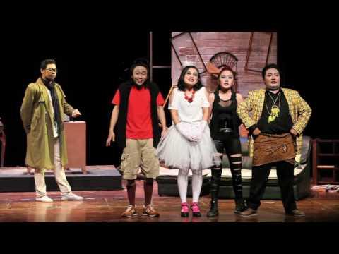 TEATER NONTON - Festival Teater Jakarta 2015