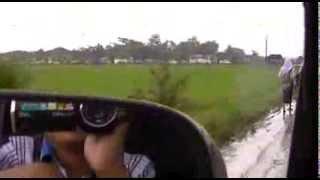 preview picture of video 'Akibat Banjir Jalur Pantura Subang-Indramayu Januari 20-2014'