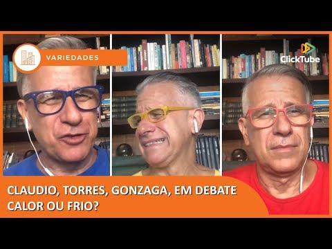 Canal do Clatogon_Claudio, Torres, Gonzaga, em debate - Verão ou Inverno