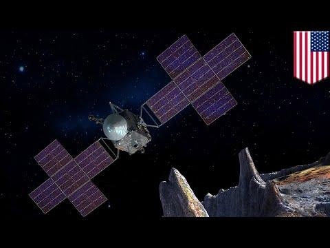 NASA berencana jelajahi sebuah asteroid kuno metalik - TomoNews