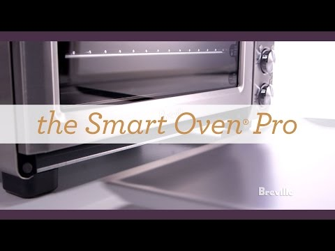 Learn more about the Breville Smart Oven® Pro