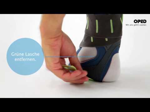 Die Behandlung Knie Kampfer Geist