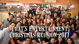 That's Entertainment Christmas Reunion 2017