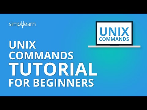 UNIX Commands Tutorial For Beginners | UNIX Basic Commands ...