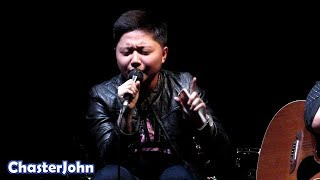 "CHARICE NAPAKANTA BIGLA NG ""I WILL ALWAYS LOVE YOU"