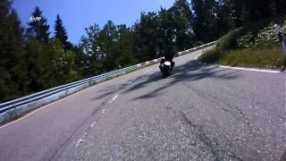 preview picture of video 'Harley-Davidson: Wanderduenen im Schwarzwald / Shifting Dunes in Black Forest BitfW'