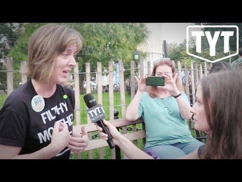 Why Do You Support Elizabeth Warren? NYC Rally Interviews