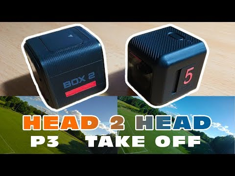 FPV head to head between the Foxeer Box 2 & Runcam 5 camera\'s :)