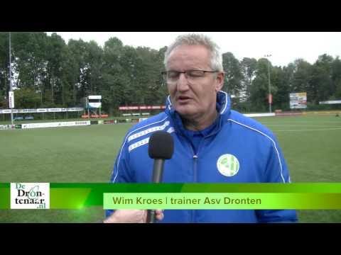 VIDEO | Wim Kroes ziet Asv Dronten nog niet als gedoodverfde degradant