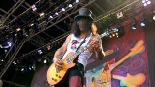 Glastonbury 2010 - Slash - Paradise City HQ