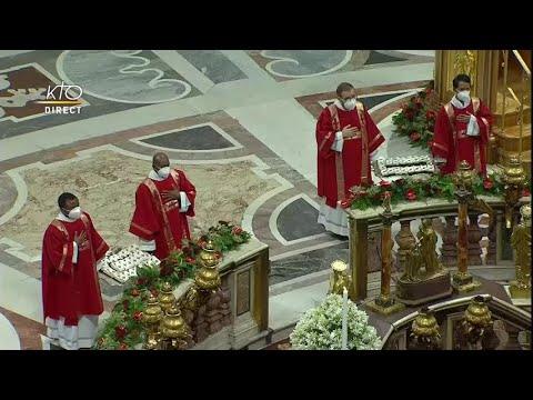 Messe du Pape pour la Solennité des Saints Pierre et Paul
