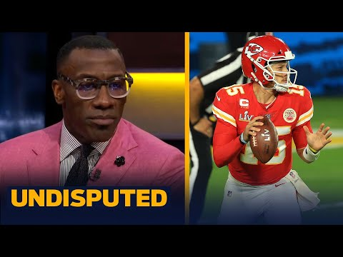 The Chiefs lineman cuts make it really tough for Patrick Mahomes — Shannon | NFL | UNDISPUTED