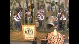 preview picture of video ''A festa 'e Sant'Antuono 2015 a Macerata Campania'