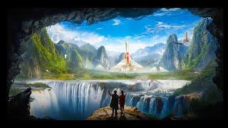 Podróż do wnętrza ziemi – historia Olafa Jansena rok 1829 – Audiobook 528 hz