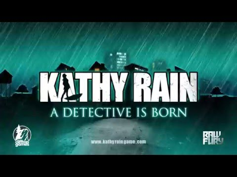 Kathy Rain Release Trailer - A Detective Is Born thumbnail