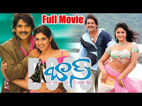 Boss Full Length Telugu Movie || Full HD 1080p..