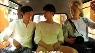 [ENG] 365 Days with 2PM Nichkhun, Wooyoung & Chansung
