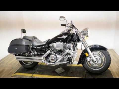 2007 Kawasaki Vulcan® 1600 Classic in Wauconda, Illinois - Video 1