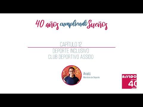 Veure vídeo Deporte Inclusivo. Club Deportivo ASSIDO - 40 Años Cumpliendo Sueños