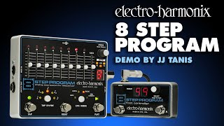 Electro Harmonix 8 Step Program Video