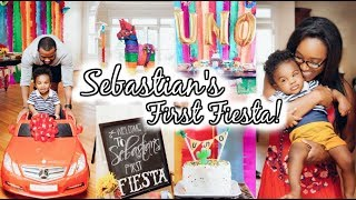FIESTA FIRST BIRTHDAY! | ONE YEAR OLD PARTY IDEAS | KRISTA BOWMAN RUTH