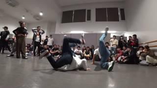 東京大学【ionic bond aka 駒場塾】 vs 埼玉大学【アナクロニズム X】 BEST16 / DANCE@LIVE 2017 RIZE KANTO CLIMAX