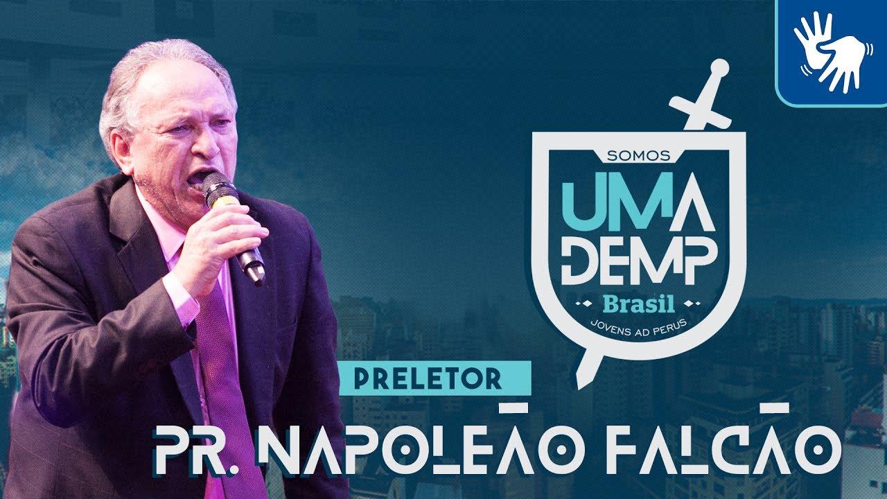 UMADEMP Brasil 2017: Pr. Napoleão Falcão | Sábado