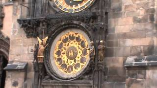 preview picture of video 'Astronomical Clock in Prague'