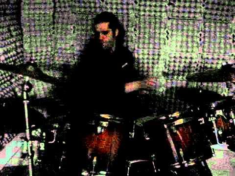 Seth's new Ludwig Epic Series drum kit