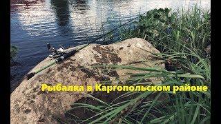 Рыбалка каргопольского района архангельской области