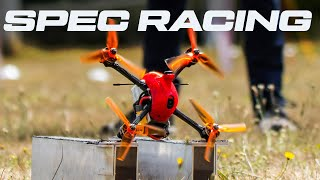 FPV Spec Drone Racing - Blade to Blade Battle