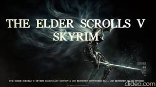 Skyrim Dark Souls Main Menu Randomizer all backgrounds with different DS Music Tracks