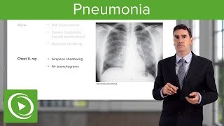 Pneumonia: Types, Classification, Symptoms & Management – Respiratory Medicine | Lecturio
