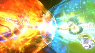 Dragon Ball Z: Ancient Saiyans Movie -DBXV2