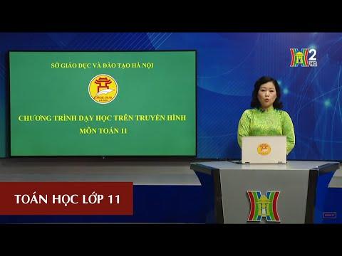 MÔN TOÁN - LỚP 11 | HÀM SỐ LIÊN TỤC (TIẾT 2) | 17H10 NGÀY 13.04.2020 | HANOITV