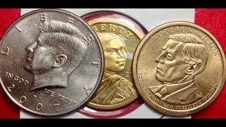 Hard To Find Half Dollar And Dollar Coins: Not Intended For Circulation