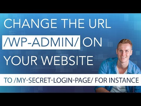 Change Your Wordpress URL /wp-admin/ Mp3