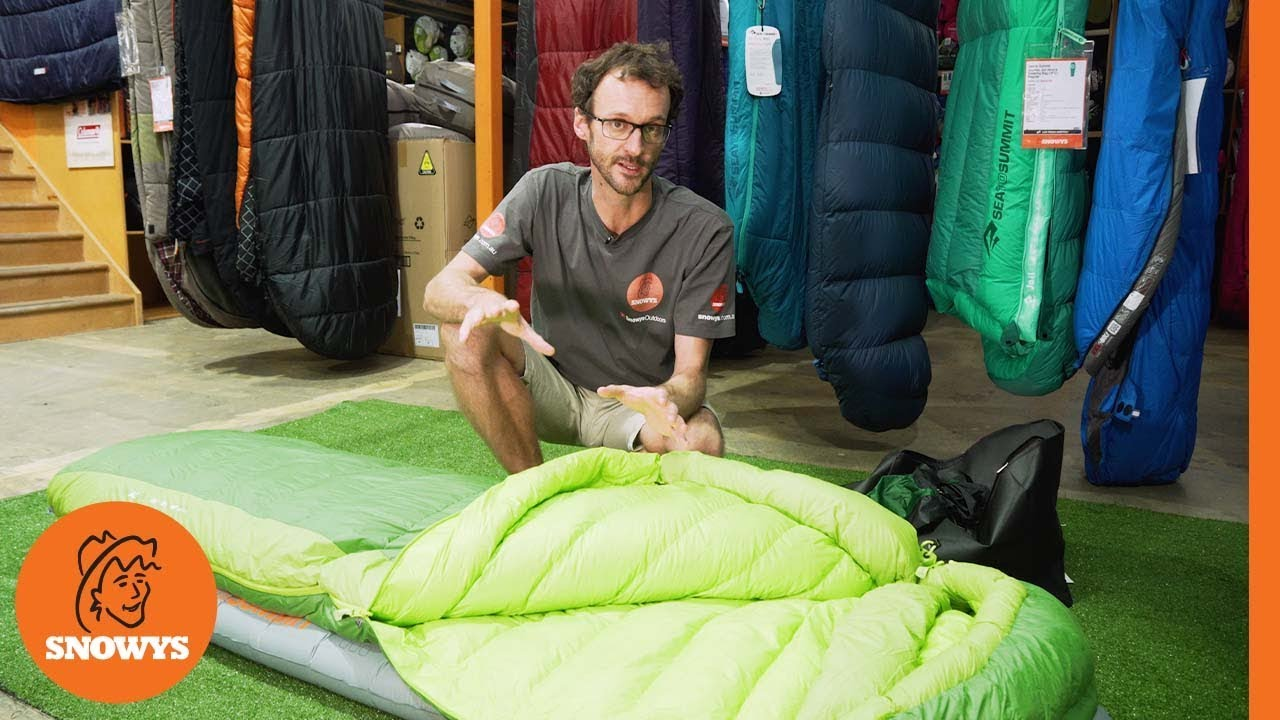 Ascent Ac2 Sleeping Bag (-4 °C)