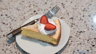 How to make Orange Chiffon Cake